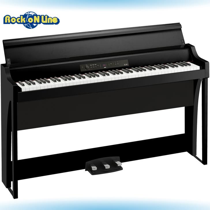 【クーポン配布中!】KORG(コルグ) G1 Air BK(ブラック)【電子ピアノ】