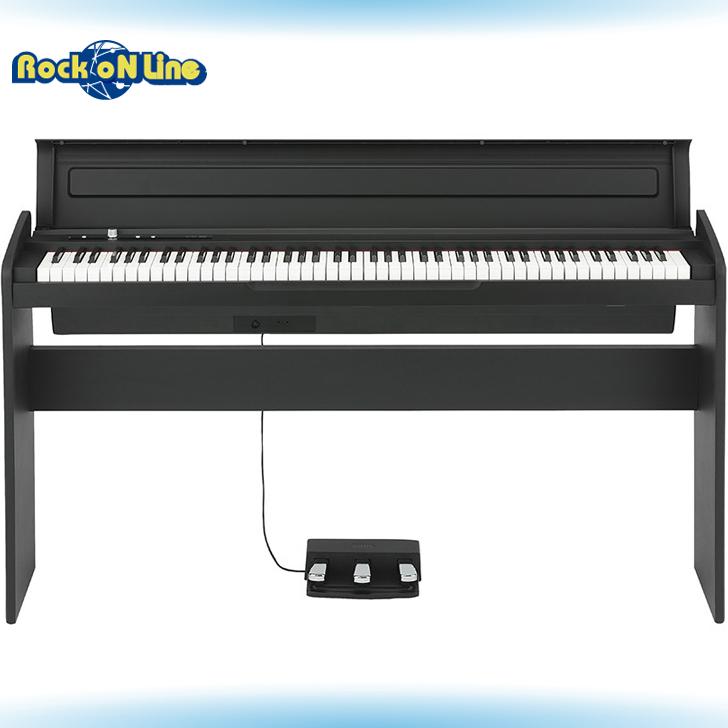 【クーポン配布中!】KORG(コルグ) LP-180 BK(ブラック)【電子ピアノ】