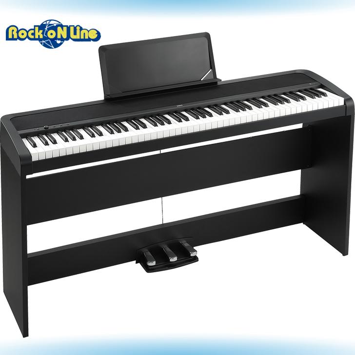 【クーポン配布中!】KORG(コルグ) B1SP BK(ブラック)【電子ピアノ】【88鍵盤】