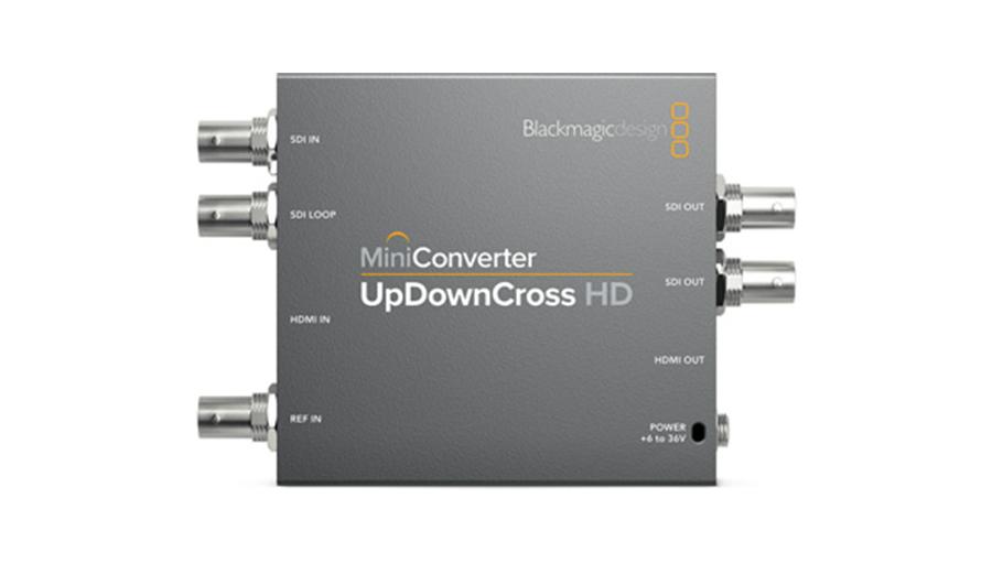 デポー Blackmagic 大規模セール Design Mini HD Converter UpDownCross