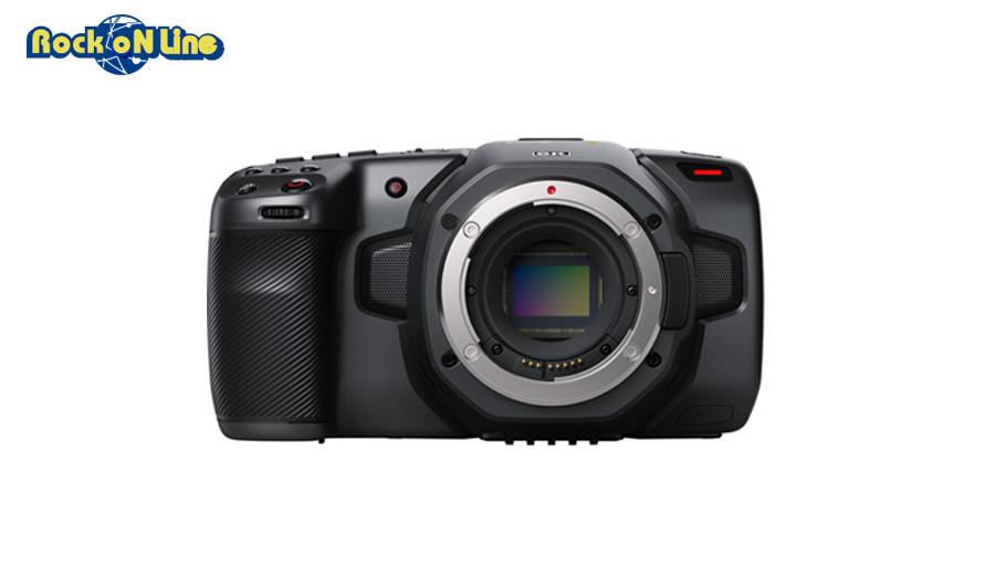 Blackmagic Design(ブラックマジック・デザイン) Blackmagic Pocket Cinema Camera 6K【ビデオカメラ】