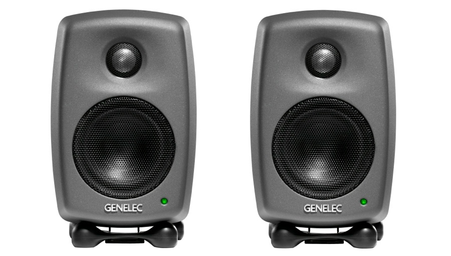 GENELEC(ジェネレック) 8010APM(1pair)【DTM】【モニタースピーカー】