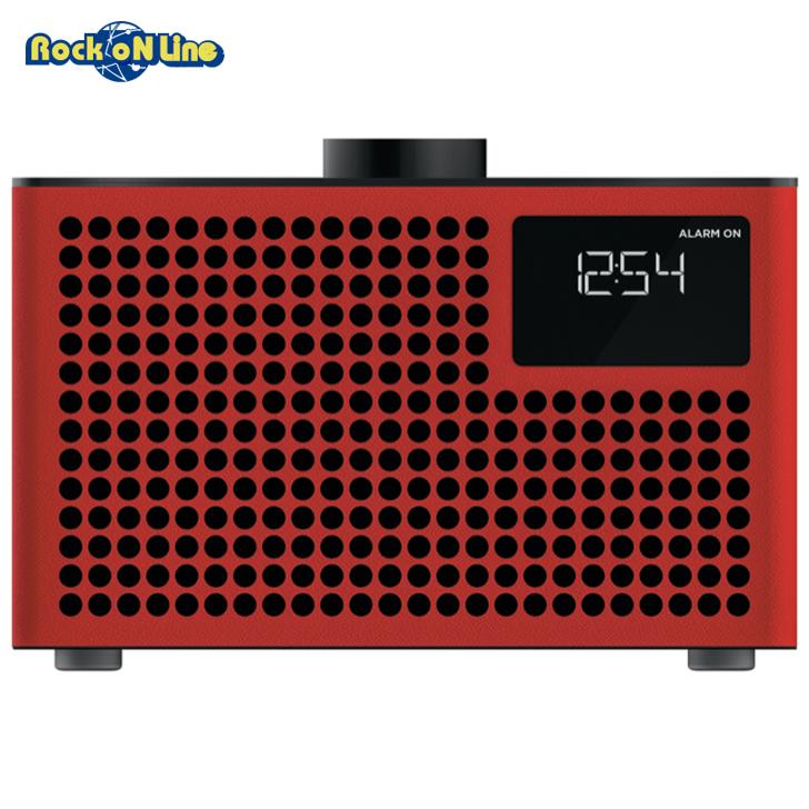 GENEVA(ジェネバ) Acustica Lounge Radio Red(レッド)【オーディオ】【Bluetoothスピーカー】【インテリア】
