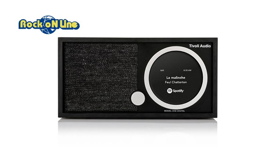 Tivoli Audio(チボリオーディオ) Model One Digital ブラック/ブラック