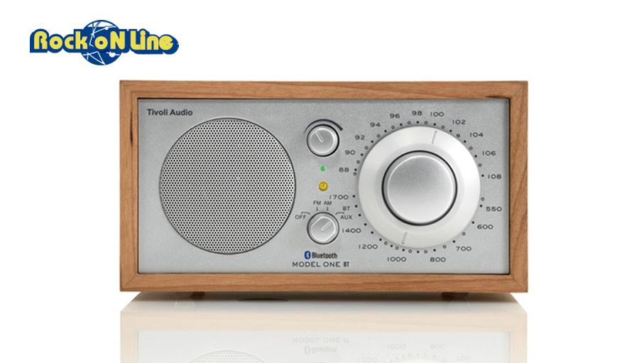 Tivoli Audio(チボリオーディオ) Model One BT チェリー/シルバー