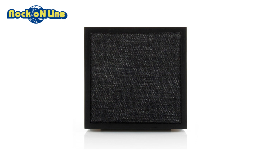 【クーポン配布中!】Tivoli Audio(チボリオーディオ) CUBE ブラック/ブラック【オーディオ】【Bluetoothスピーカー】【インテリア】