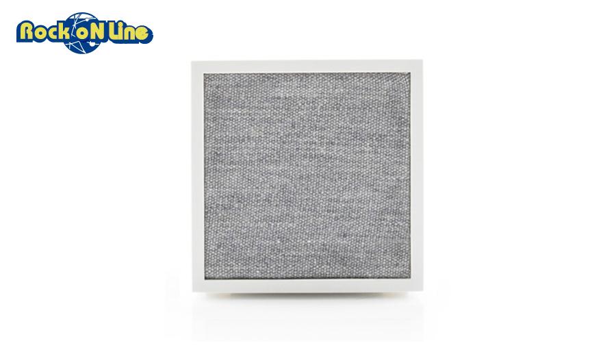 【クーポン配布中!】Tivoli Audio(チボリオーディオ) CUBE ホワイト/グレー【オーディオ】【Bluetoothスピーカー】【インテリア】