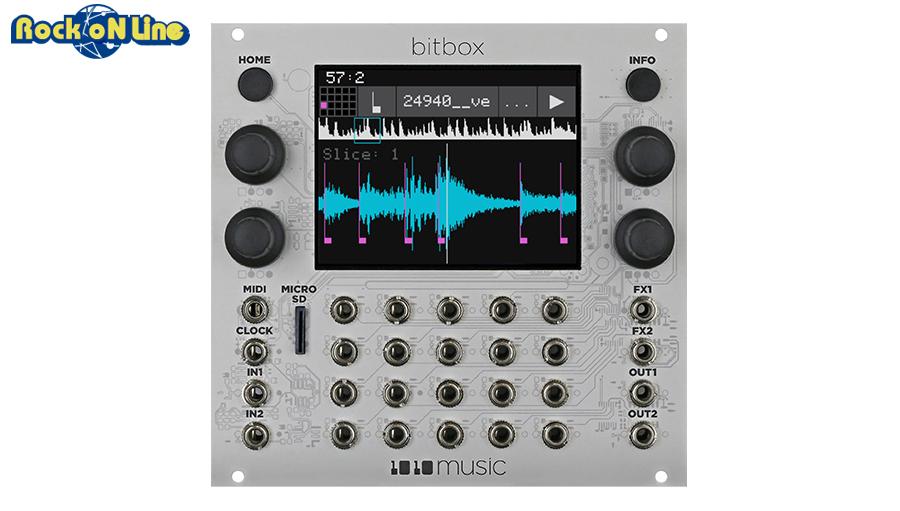 1010MUSIC Bitbox MK2【サンプラーモジュール】