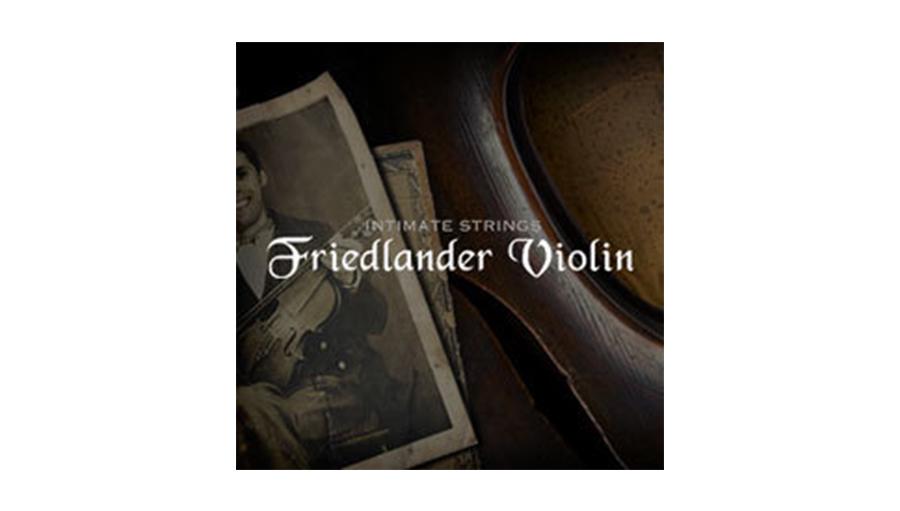 【D2R】EMBERTONE FRIEDLANDER VIOLIN