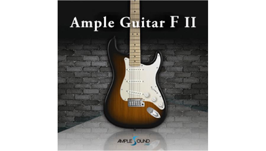 【オープニング 大放出セール】 【D2R】AmpleSound II【D2R】AmpleSound AMPLE AMPLE GUITAR F II, ツキヨノマチ:3a7f64ac --- tabetex.ie
