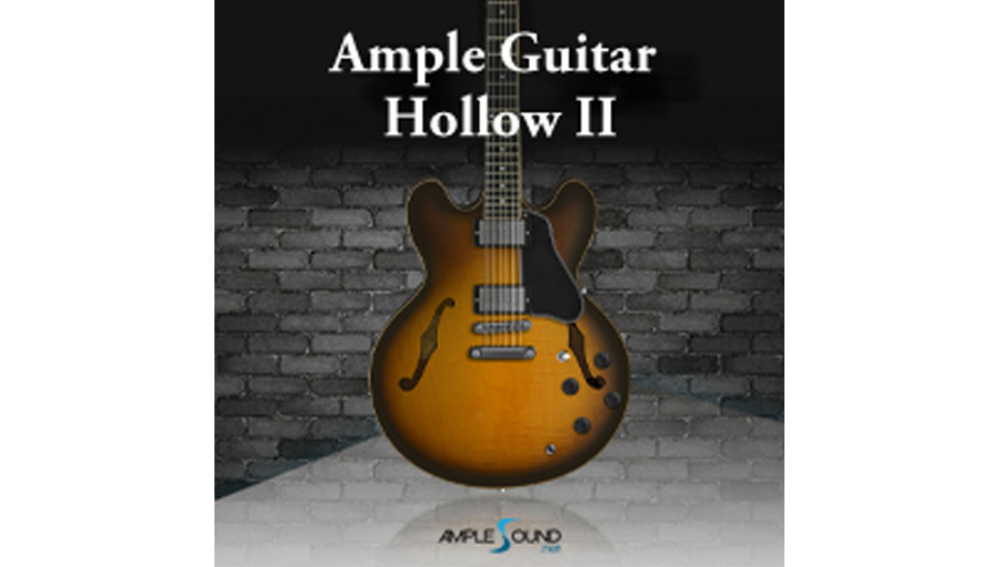 【D2R】AmpleSound AMPLE GUITAR HOLLOW II
