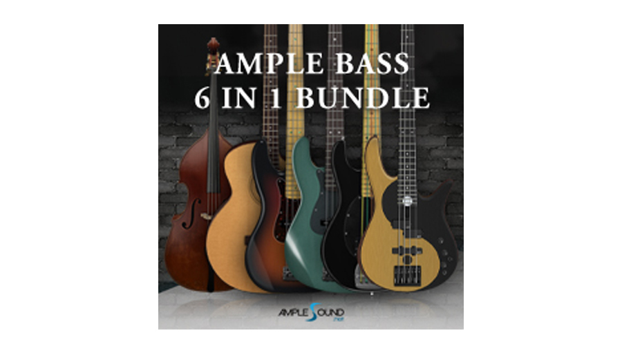 【D2R】AmpleSound AMPLE BASS 6 IN 1 BUNDLE