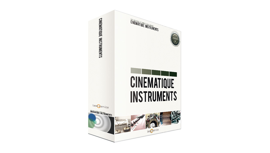 【クーポン配布中!】BEST SERVICE CINEMATIQUE INSTRUMENTS