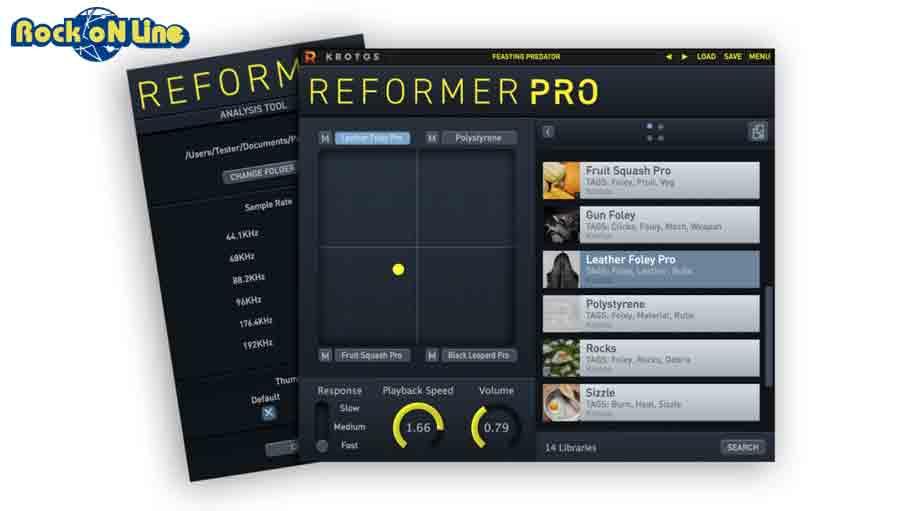 KROTOS(クロトス) Reformer Pro (Full License)【※シリアルPDFメール納品】【DTM】