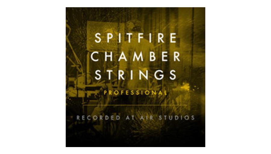 【クーポン配布中!】SPITFIRE AUDIO SPITFIRE CHAMBER STRINGS PROFESSIONAL