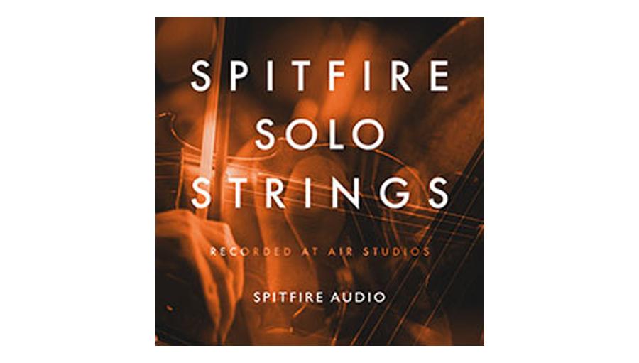 【クーポン配布中!】SPITFIRE AUDIO SPITFIRE SOLO STRINGS CROSSGRADE