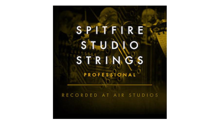【クーポン配布中!】SPITFIRE AUDIO SPITFIRE STUDIO STRINGS PROFESSIONAL