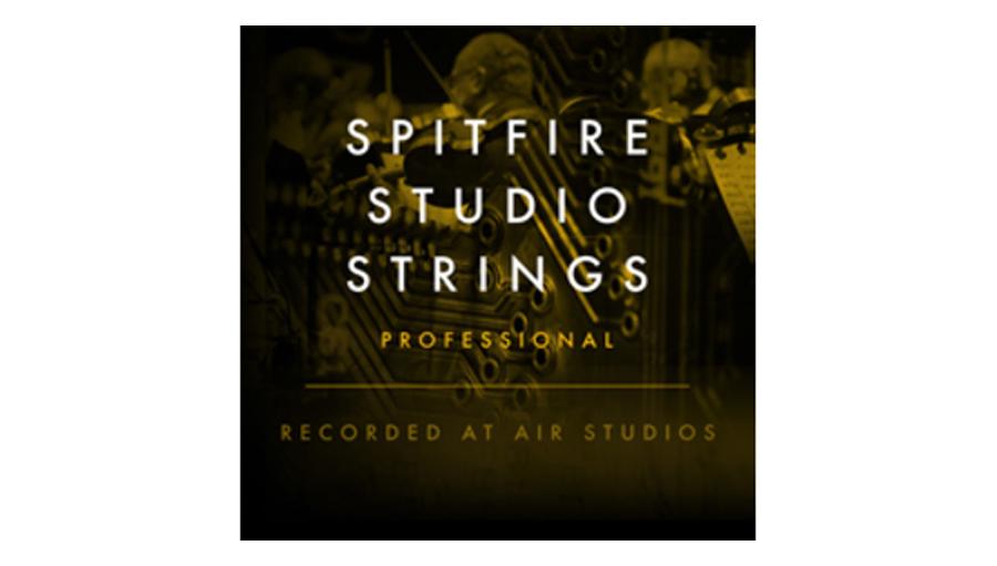 【D2R】SPITFIRE AUDIO SPITFIRE STUDIO STRINGS PROFESSIONAL / CG