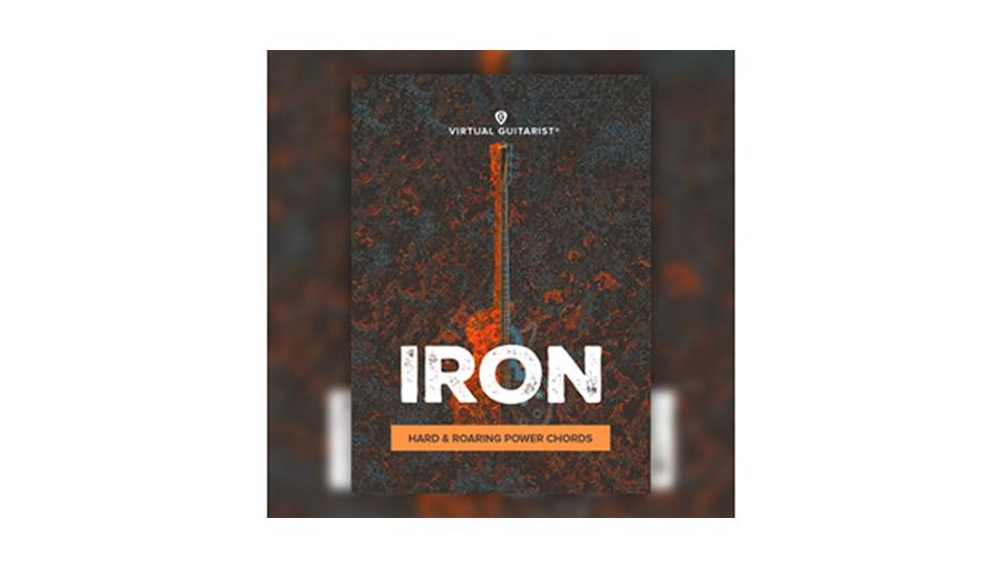 【D2R】UJAM VIRTUAL GUITARIST - IRON