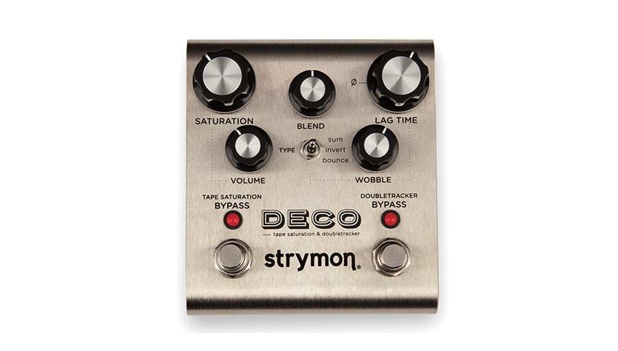 【クーポン配布中!】Strymon(ストライモン) DECO【ギターエフェクター】