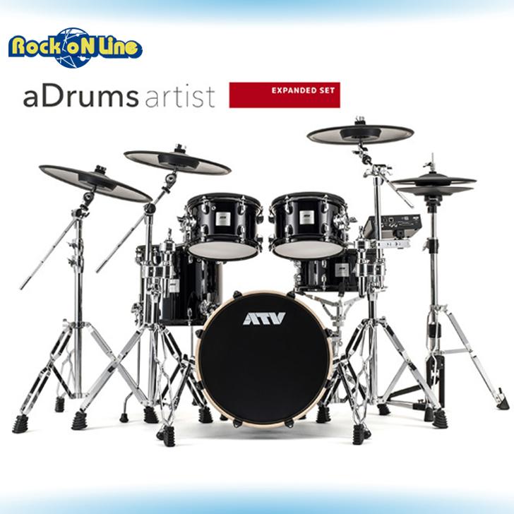 【在庫あり】ATV(エーティーブイ) aDrums artist EXPANDED SET【電子ドラム】