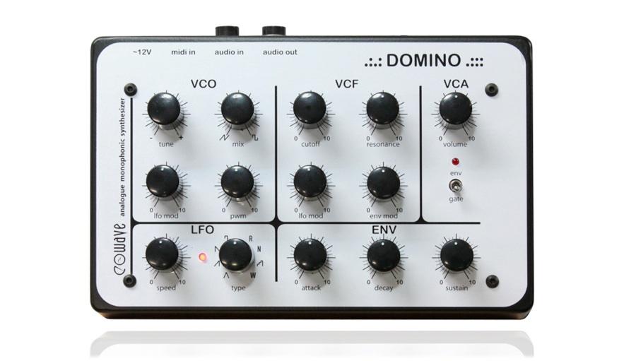 【クーポン配布中!】Eowave(イーオーウェーブ) Domino【シンセサイザー】