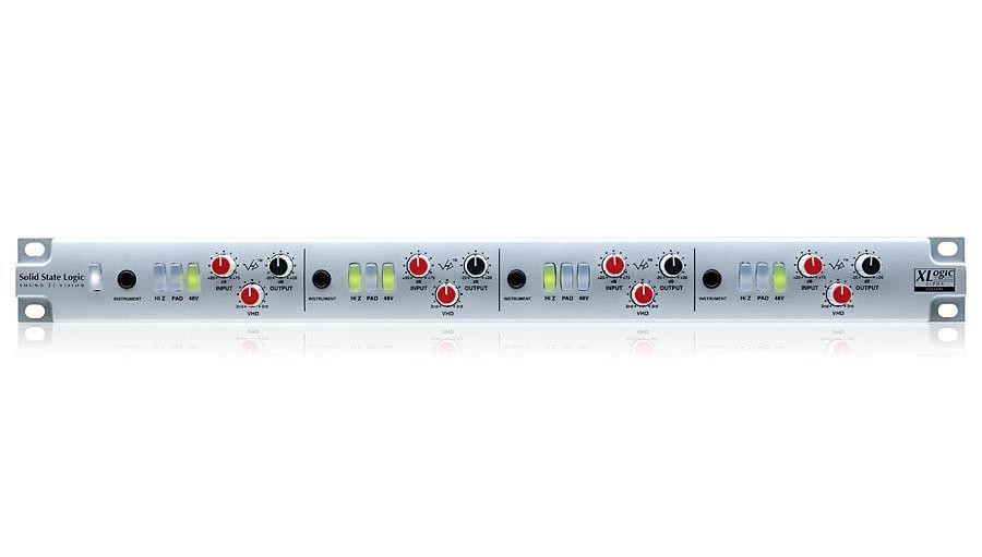 【クーポン配布中!】SSL(エスエスエル) XLogic VHD PRE AMP【レコーディング】