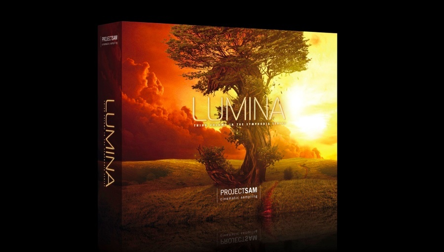 【最大5%OFFクーポン!】PROJECT SAM(プロジェクトサム) LUMINA【DTM】【ソフトシンセ】【オーケストラ音源】