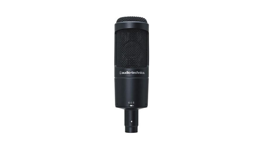 【クーポン配布中!】audio-technica(オーディオテクニカ) AT2035【コンデンサーマイク】【レコーディング】