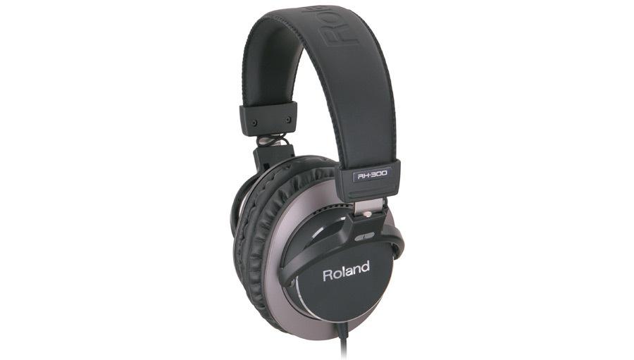 【クーポン配布中!】ROLAND(ローランド) RH-300【DTM】【ヘッドホン】