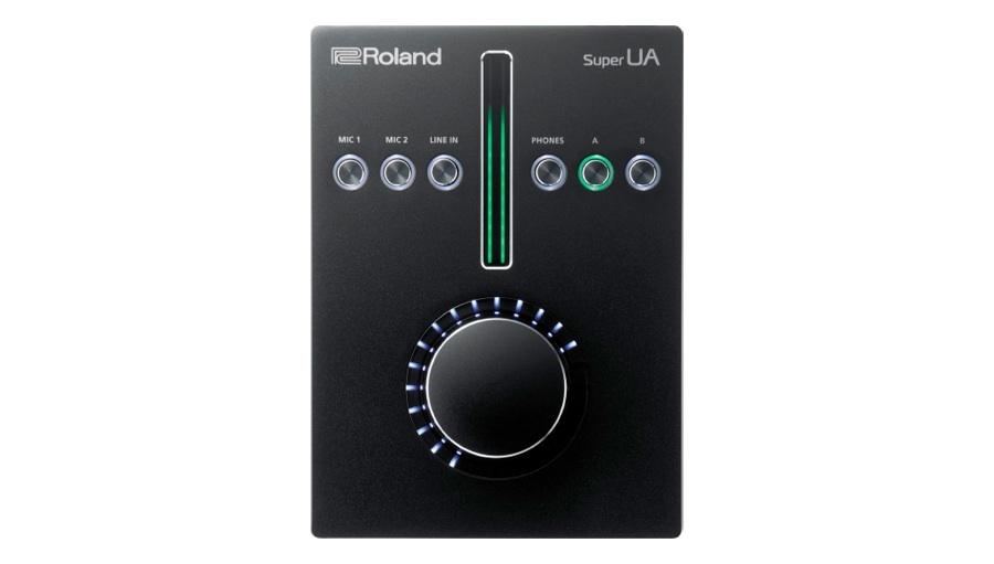 【クーポン配布中!】ROLAND(ローランド) UA-S10【DTM】【オーディオインターフェイス】