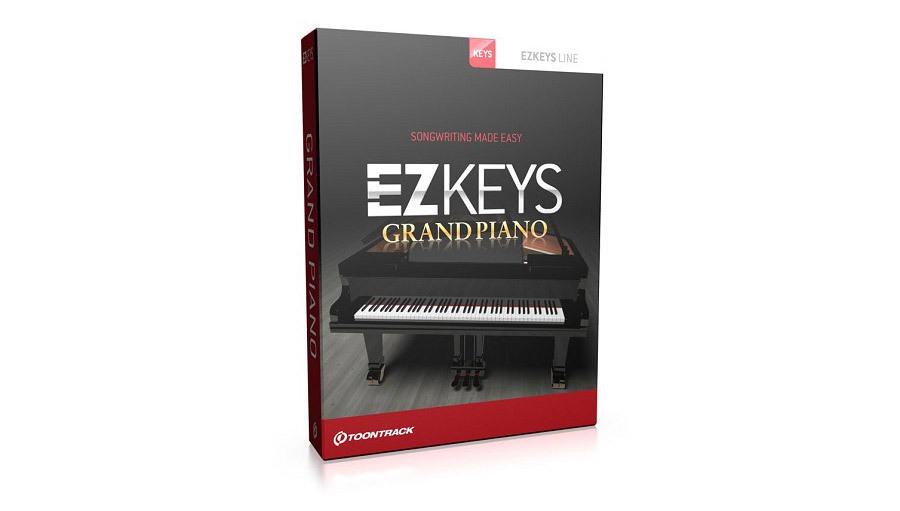 【クーポン配布中!】TOONTRACK(トゥーントラック) EZ KEYS - GRAND PIANO【DTM】【ピアノ/キーボード音源】