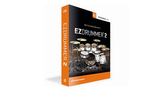 【クーポン配布中!】TOONTRACK(トゥーントラック) EZdrummer 2【20周年記念特価、在庫限り!】【DTM】【ドラム音源】