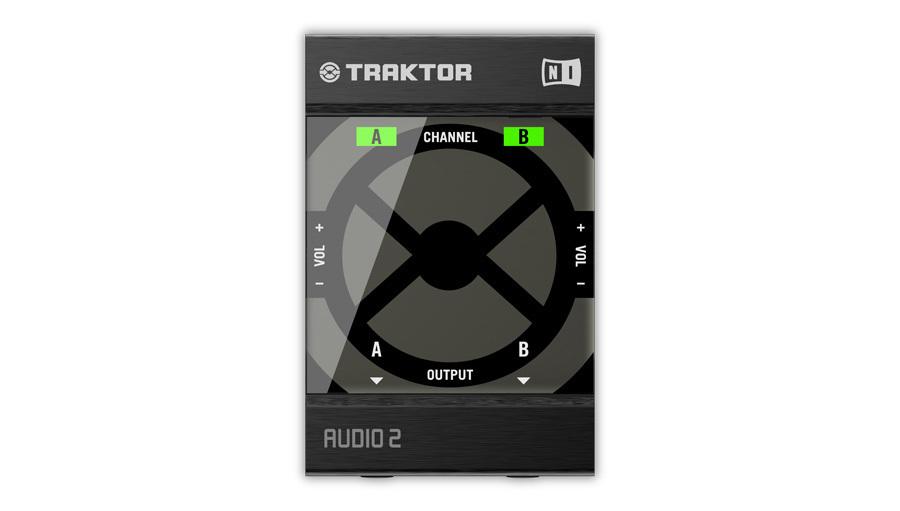 【クーポン配布中!】Native Instruments(ネイティブインストゥルメンツ) TRAKTOR Audio 2 Mk2【PCDJ】