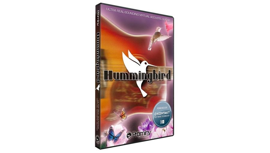 【クーポン配布中!】Prominy(プロミニー) Hummingbird【Prominyサマーキャンペーン!8/31迄!】【DTM】【ソフトシンセ】【ギター音源】