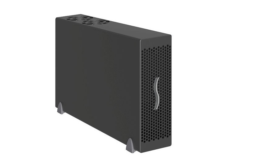 SONNET TECHNOLOGY(ソネットテクノロジー) Echo Express III-D PCIe Thunderbolt 2 Expansion Chassis
