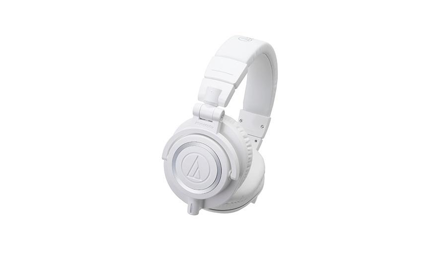 【クーポン配布中!】audio-technica(オーディオテクニカ) ATH-M50xWH【DTM】【ヘッドホン】