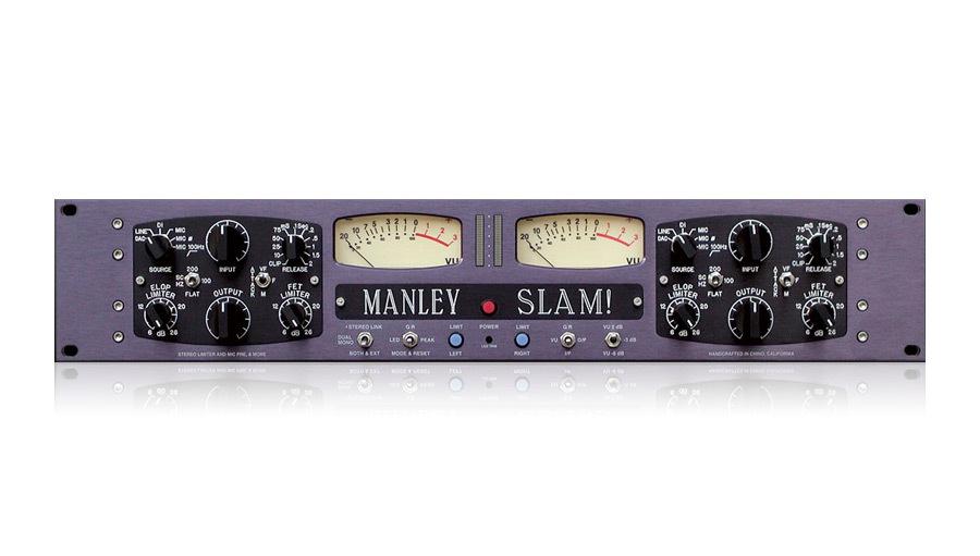 【クーポン配布中!】MANLEY(マンレイ) SLAM !【レコーディング】