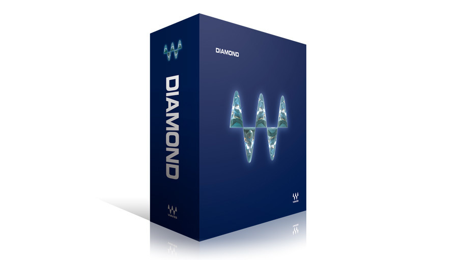 WAVES(ウェイブス/ウェーブス) DIAMOND【Waves Promotion!】【※シリアルPDFメール納品】【DTM】【エフェクトプラグイン】