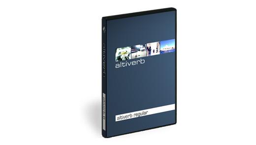 【クーポン配布中!】AUDIO EASE(オーディオイーズ) Altiverb 7 Regular【DTM】【プラグインエフェクト】