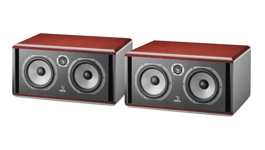 Focal(フォーカル) Twin6 Be RED (1ペア) 【モニタースピーカー】