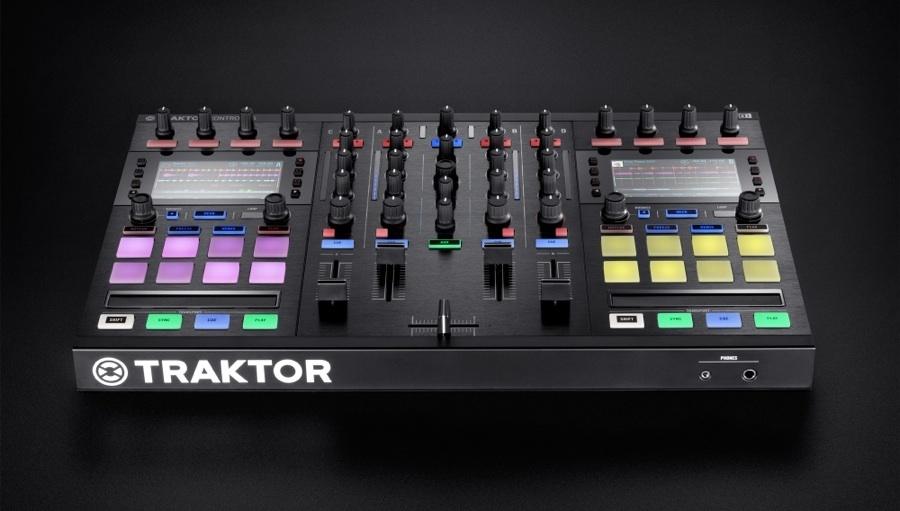 【クーポン配布中!】Native Instruments(ネイティブインストゥルメンツ) TRAKTOR KONTROL S5【PCDJ KONTROL】【DJコントローラー】, 南光町:80921ba1 --- jpworks.be