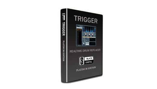 【クーポン配布中!】SLATE DIGITAL(スレイト デジタル) Trigger 2【DTM】【エフェクトプラグイン】