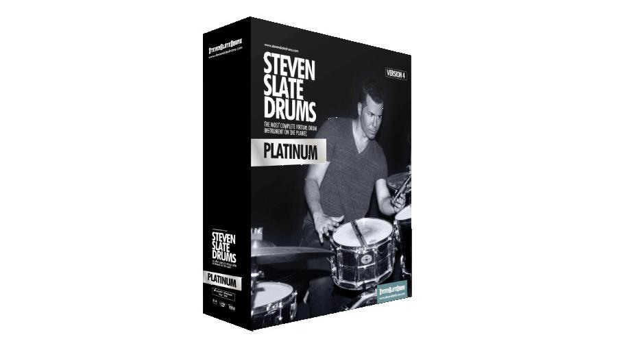 【クーポン配布中!】Yellow Matter Enteretainment(イエローマターエンターテイメント) Steven Slate Drums 4 Platinum【DTM】【ドラム音源】