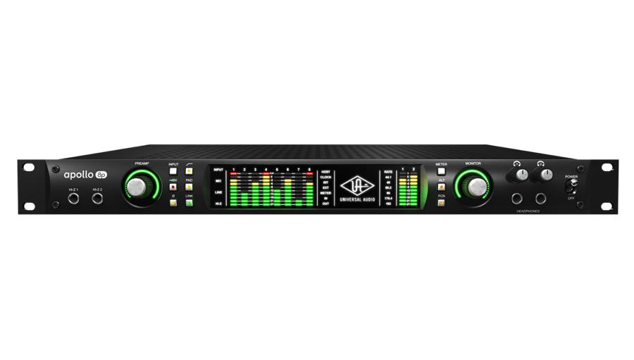 【クーポン配布中!】Universal Audio(ユニバーサルオーディオ) APOLLO 8P【★在庫限り限定特価!】【DTM】【オーディオインターフェイス】【エフェクトプラグイン】