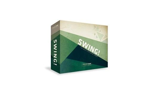 【クーポン配布中!】PROJECT SAM(プロジェクトサム) SWING! / BOX【DTM】【ソフトシンセ】【オーケストラ音源】