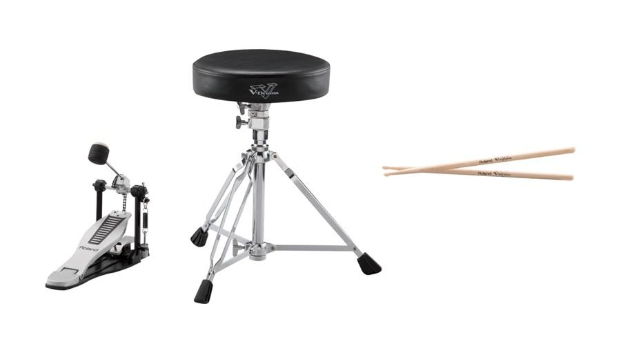 【クーポン配布中!】ROLAND(ローランド) DAP-3X【ドラム椅子セット】
