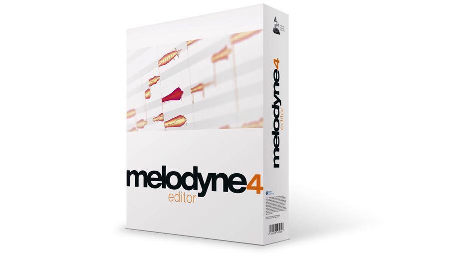 【クーポン配布中!】CELEMONY(セレモニー) MELODYNE 4 EDITOR【DTM】【ピッチ(音程)修正ソフト】