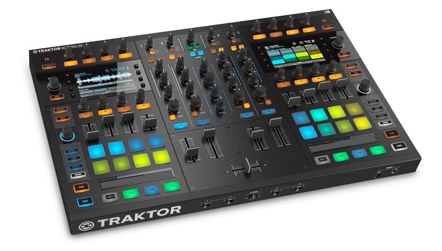 【クーポン配布中!】Native Instruments(ネイティブインストゥルメンツ) TRAKTOR KONTROL S8【PCDJ】【DJコントローラー】