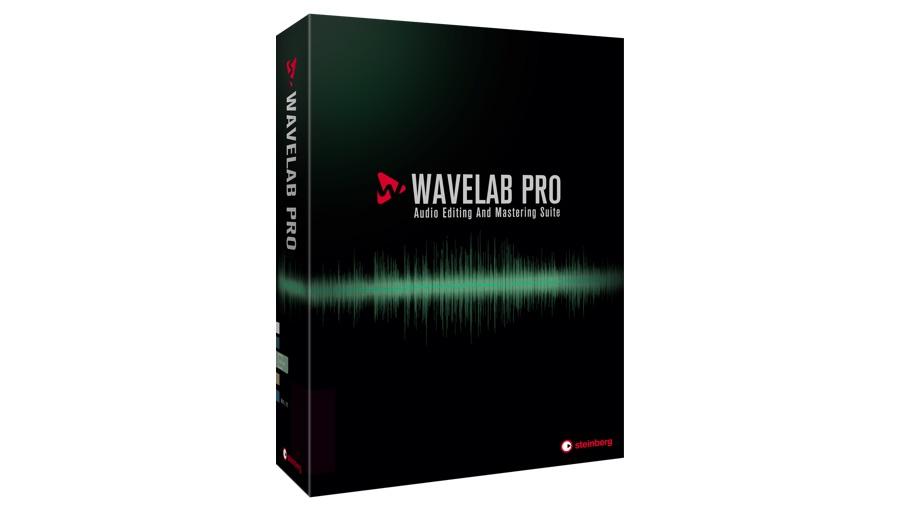 【クーポン配布中!】Steinberg(スタインバーグ) WaveLab Pro 9【DTM】【マスタリング】
